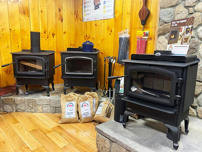 Merveilleux Stop In To Our Store To See Our Floor Model Stoves Manufactured By Regency  U0026 Hampton, Vermont Castings, Ravelli, Osburn, Majestic, Breckwell, Napoleon  And ...